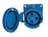 240V IP67 Blue (2P+E) (Ref:IS1040)